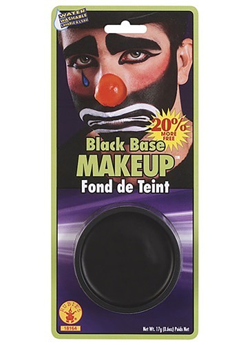 Black Makeup- Black Halloween Makeup